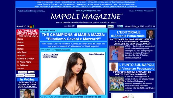 mazza champs